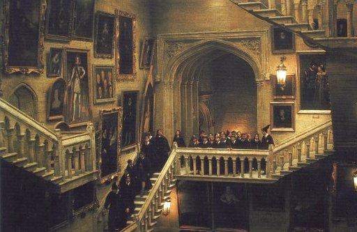 Лестницы Hogwarts_02